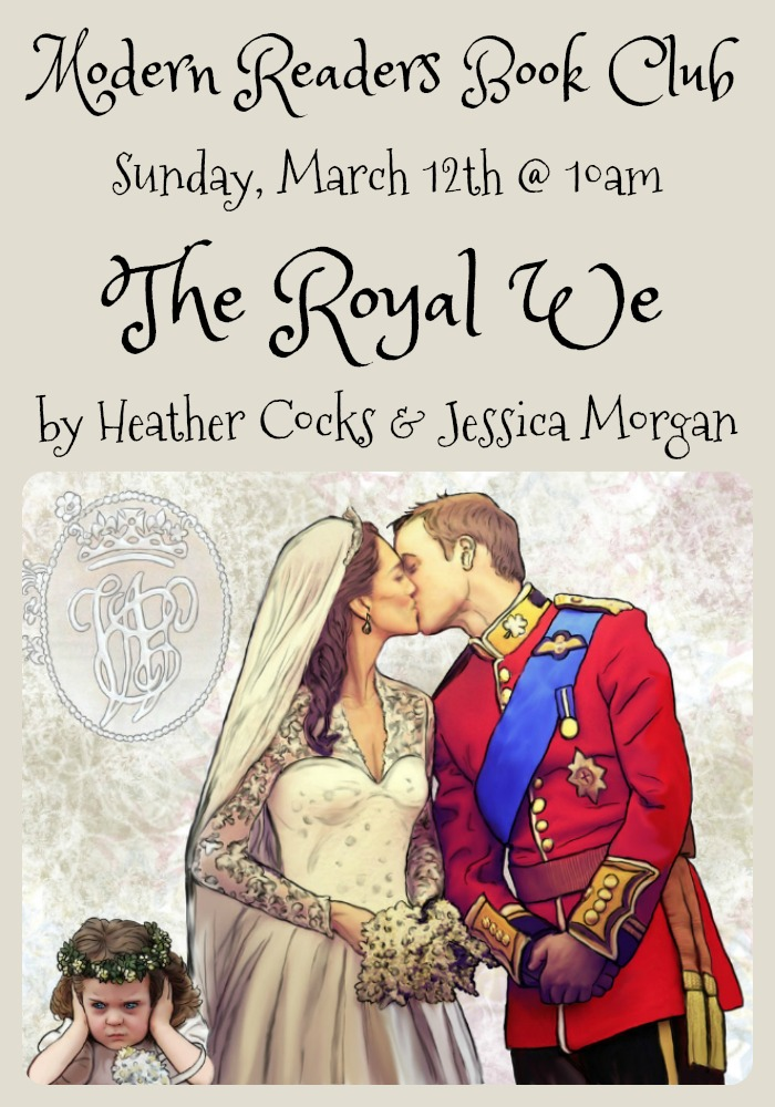 16 - March 2017 - The Royal We