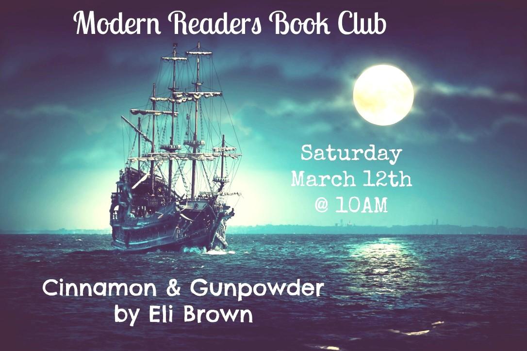 4 - March 2016 - Cinnamon & Gunpowder
