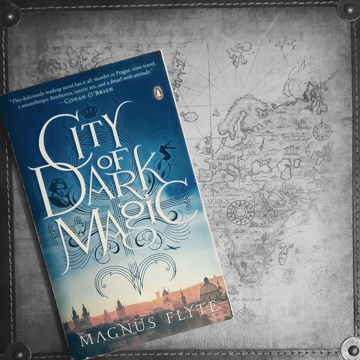 Sarah Weston - City of Dark Magic