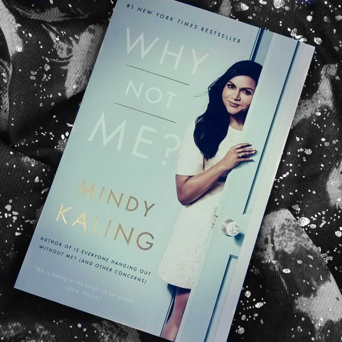 Why Not Me? by Mindy Kaling – Celebration of Books