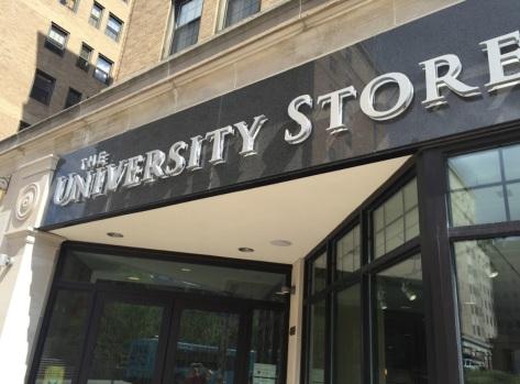 Pitt Bookstore