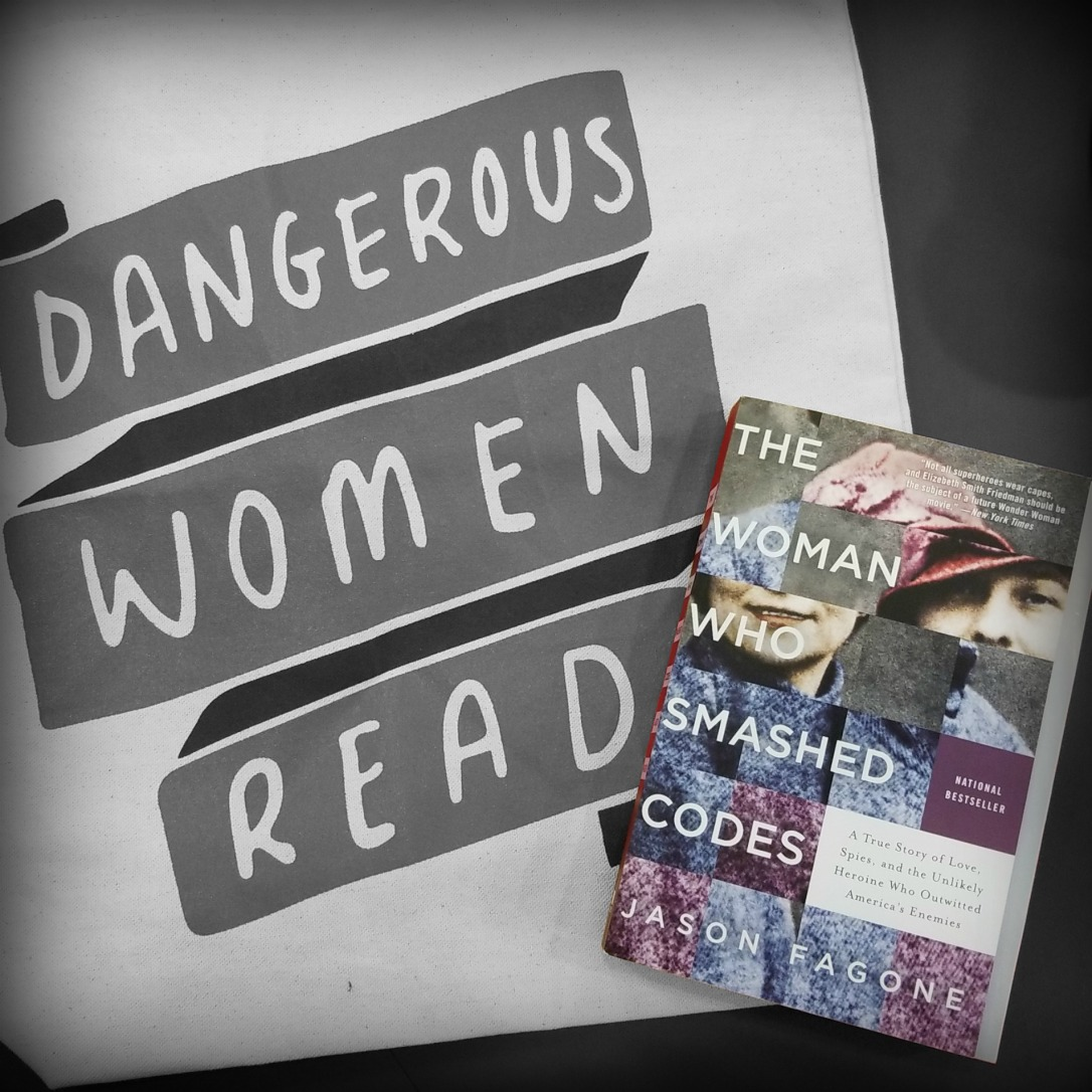 Woman Who Smashed Codes